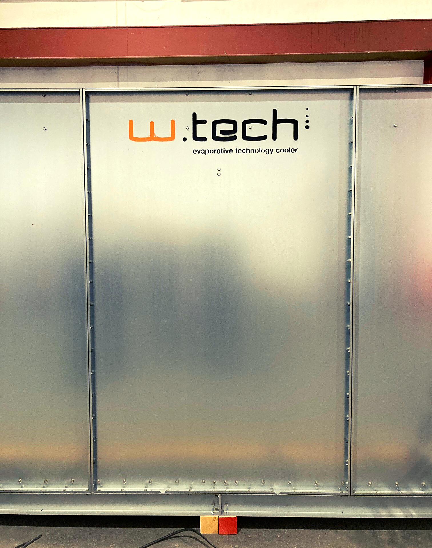 Macchinari W-tech: Sistemi costruiti per durare nel tempo grazie al Magnelis ZM310